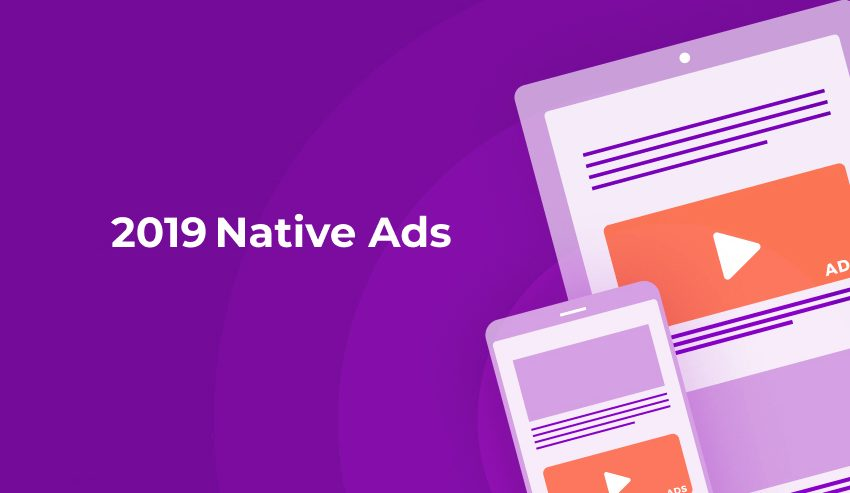 native ad blog post
